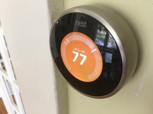 Nest thermostat cut utility costs